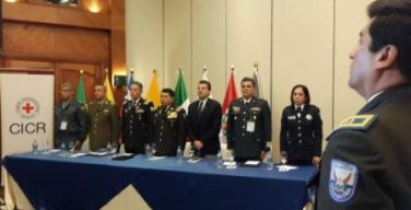 Latin American police officials fight crime while protecting human rights
