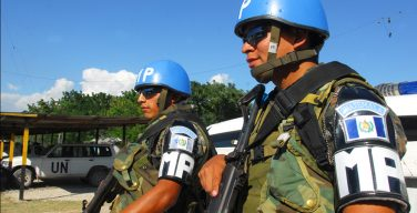 MINUSTAH chief outlines scenarios for future peacekeeping mission in Haiti