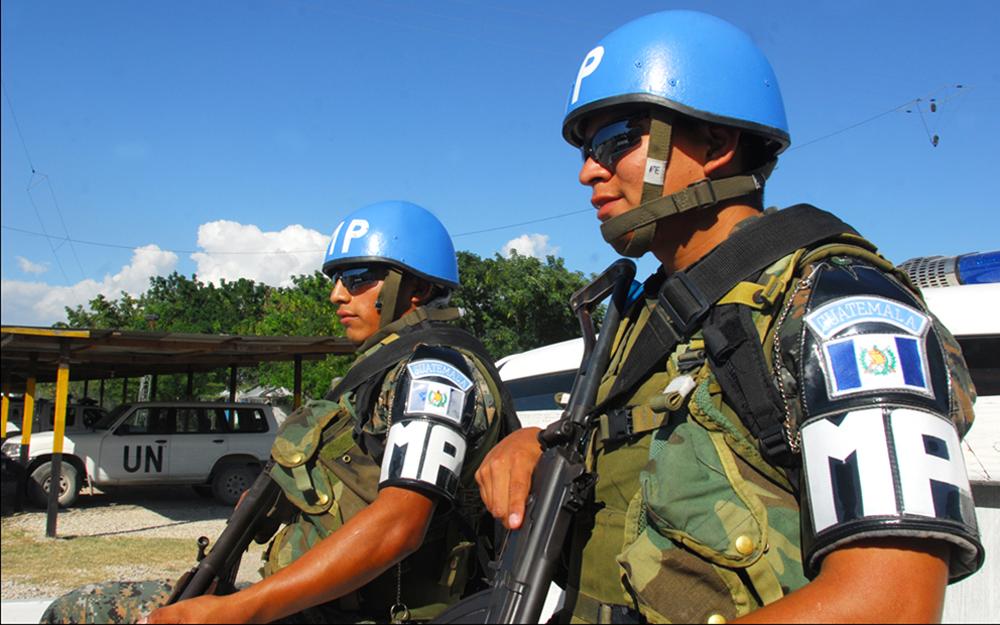 MINUSTAH chief outlines scenarios for future peacekeeping mission in Haiti