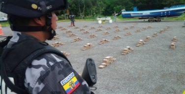 La Familia Michoacana transports drugs through Ecuador