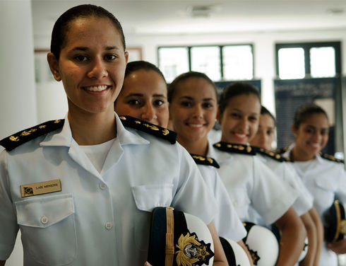 Brazil: Naval Academy opens its doors to women