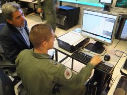 Partner Nations test new technology to improve information sharing