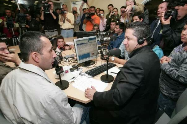 'Voices of Kidnapping' radio show provides hope for Colombian abduction victims