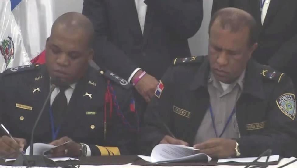 Dominican Republic and Haiti cooperate against drug traffickers