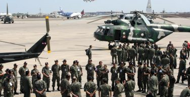 Air Forces from 13 Countries Train for Earthquakes and Tsunamis in Peru