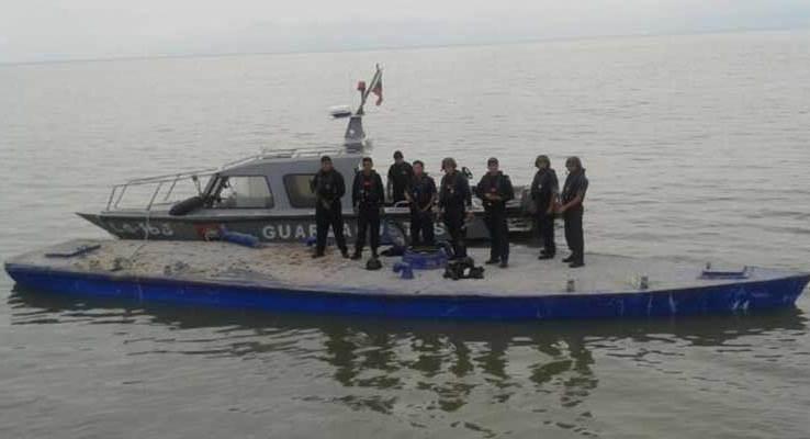 Ecuadorean security forces crack down on drug trafficking