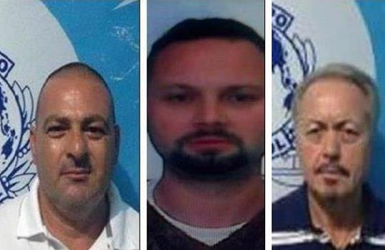 Dominican police and Interpol capture three alleged Italian mob bosses