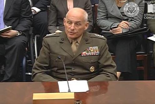 Southcom Gen. John Kelly, other officials discuss drug challenge