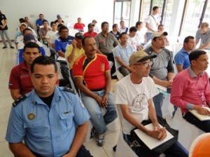 Nicaraguan National Police use sports to encourage youths to avoid violence