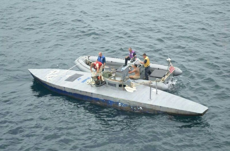 Another Blow against Drug Trafficking in International Waters