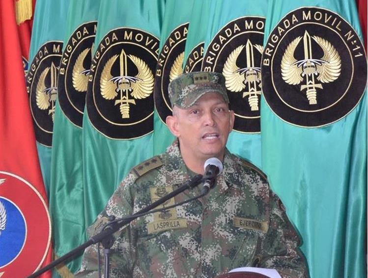 Colombian Army kills ELN guerrilla leader Rito Ramón Barreto, also known as 'Ranger'
