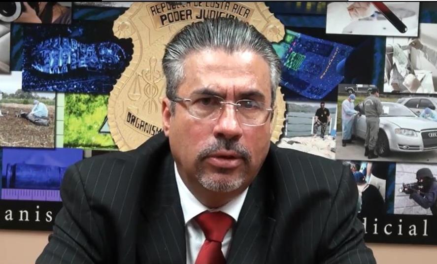 Costa Rican authorities arrest Augustin Reyes Aragon, alleged leader of 'Los Tarzanes'