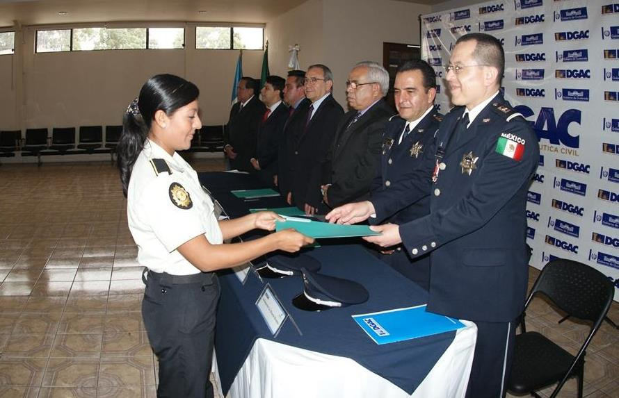 Security forces of Guatemala and Mexico cooperate to fight drug traffickers