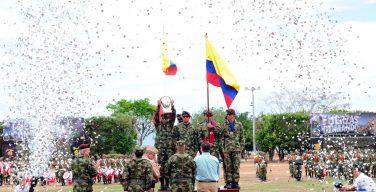 Fuerzas Comando 2014; One Champion but all winners