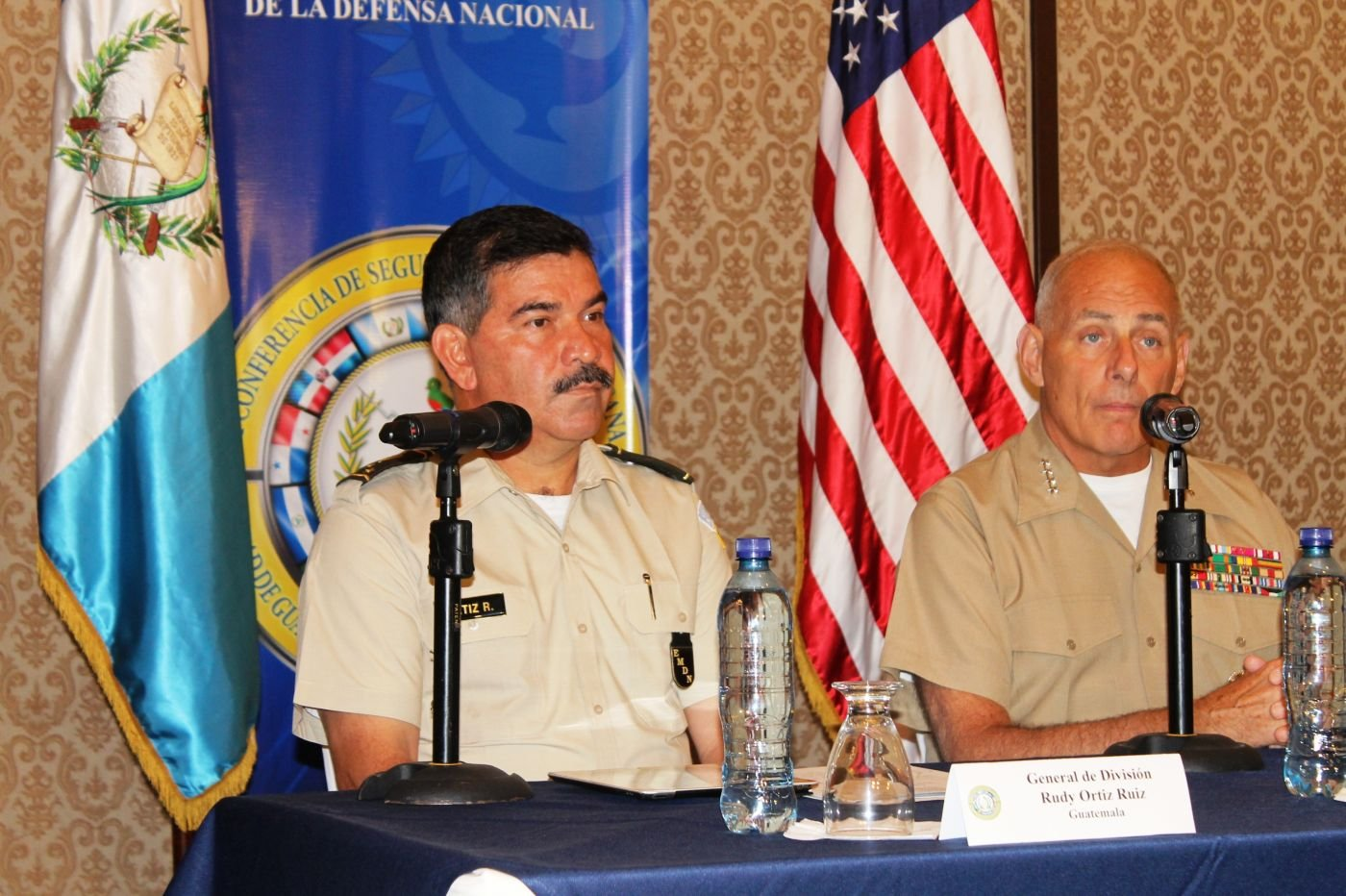 Condolence Statement from SOUTHCOM commander Gen. John Kelly on the loss of Guatemalan Maj. Gen. Rudy Ortiz, other crash victims