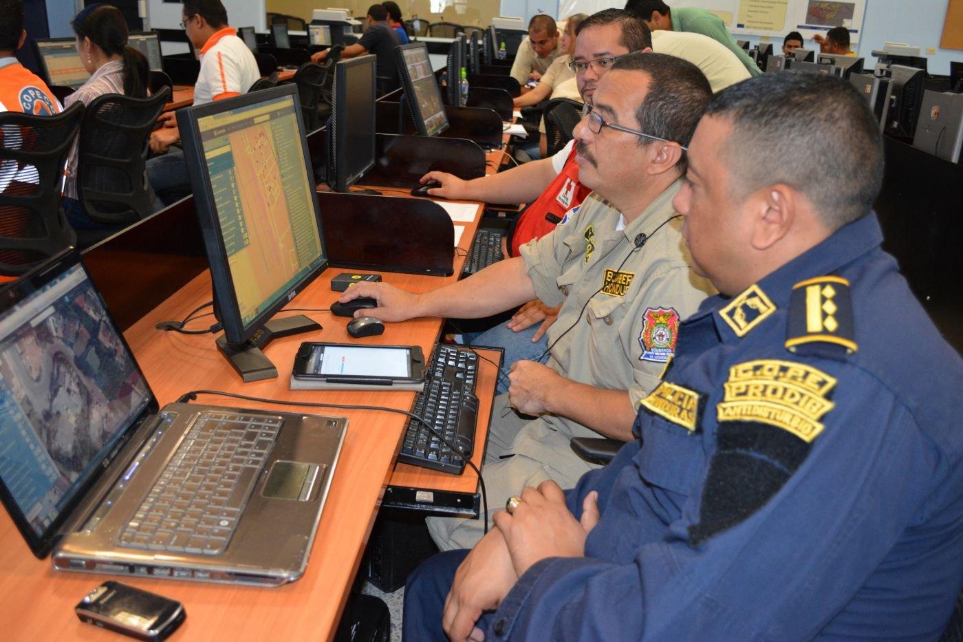 Testing new technologies for disaster response