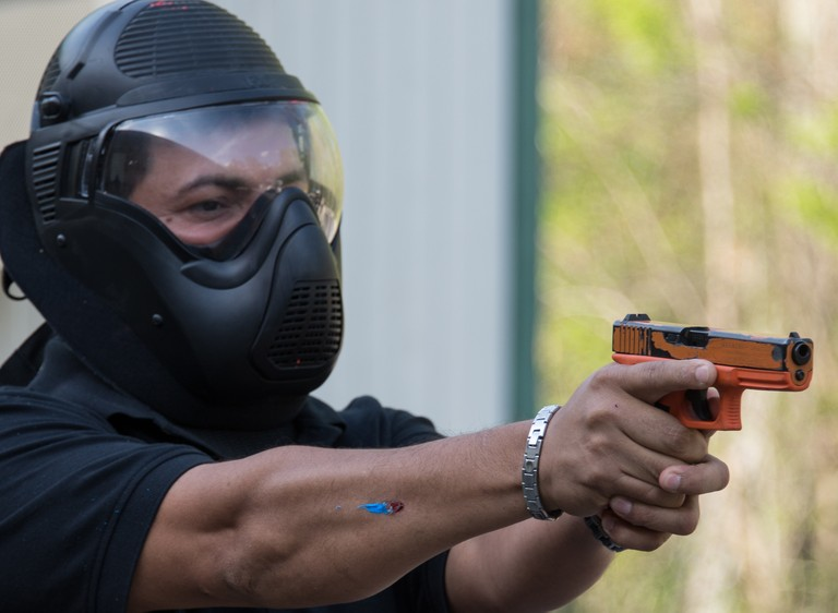Central American police partner with the FBI to fight MS-13 and M-18 gangs