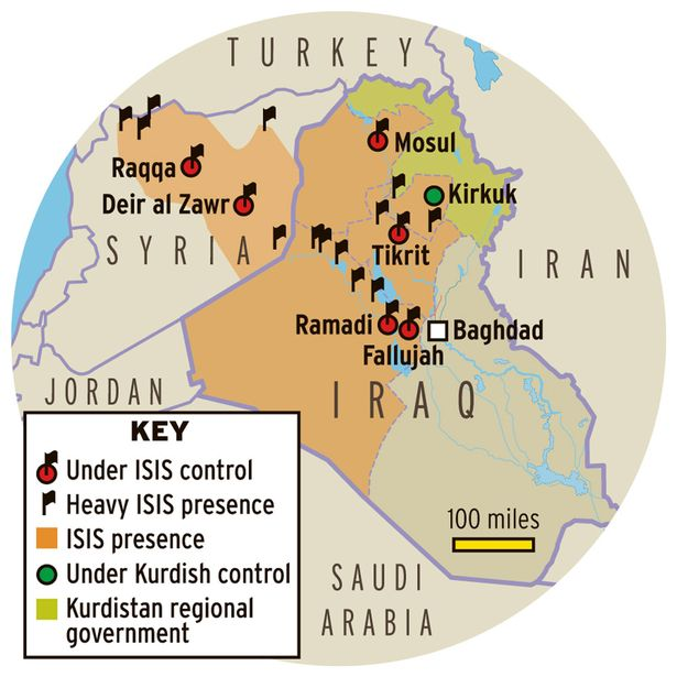 ISIS Communication Battle: Better than Its Military Accomplishments