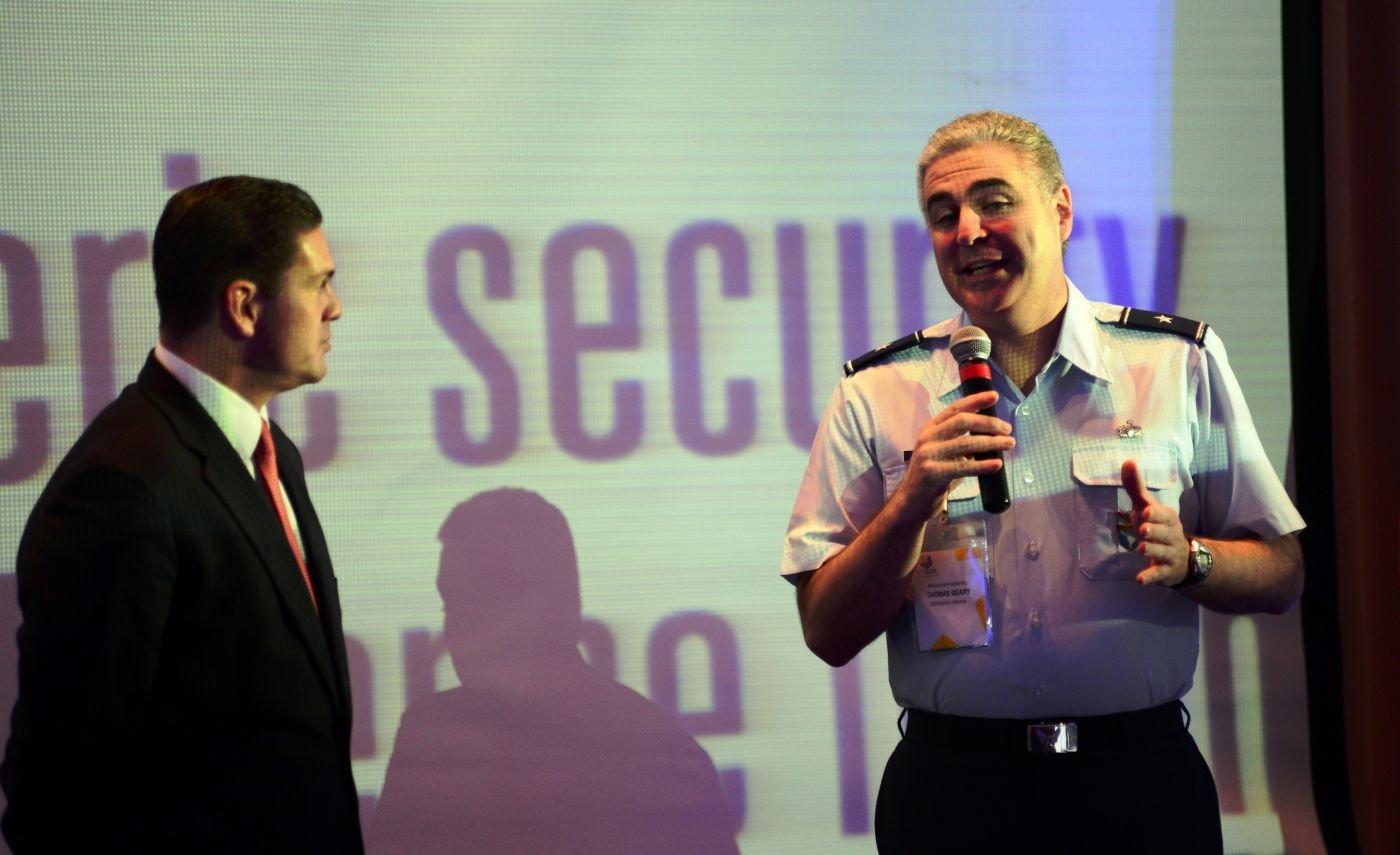International security, intelligence leaders share ideals, enrich partnerships