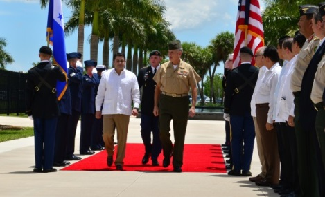 Honduras protects its Atlantic and Pacific coasts from drug trafficking