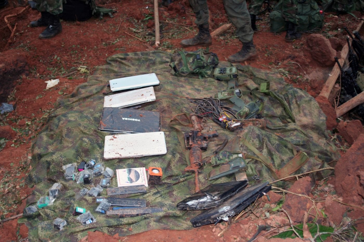 E-mails seized by Colombian National Army reveal  FARC financial turmoil