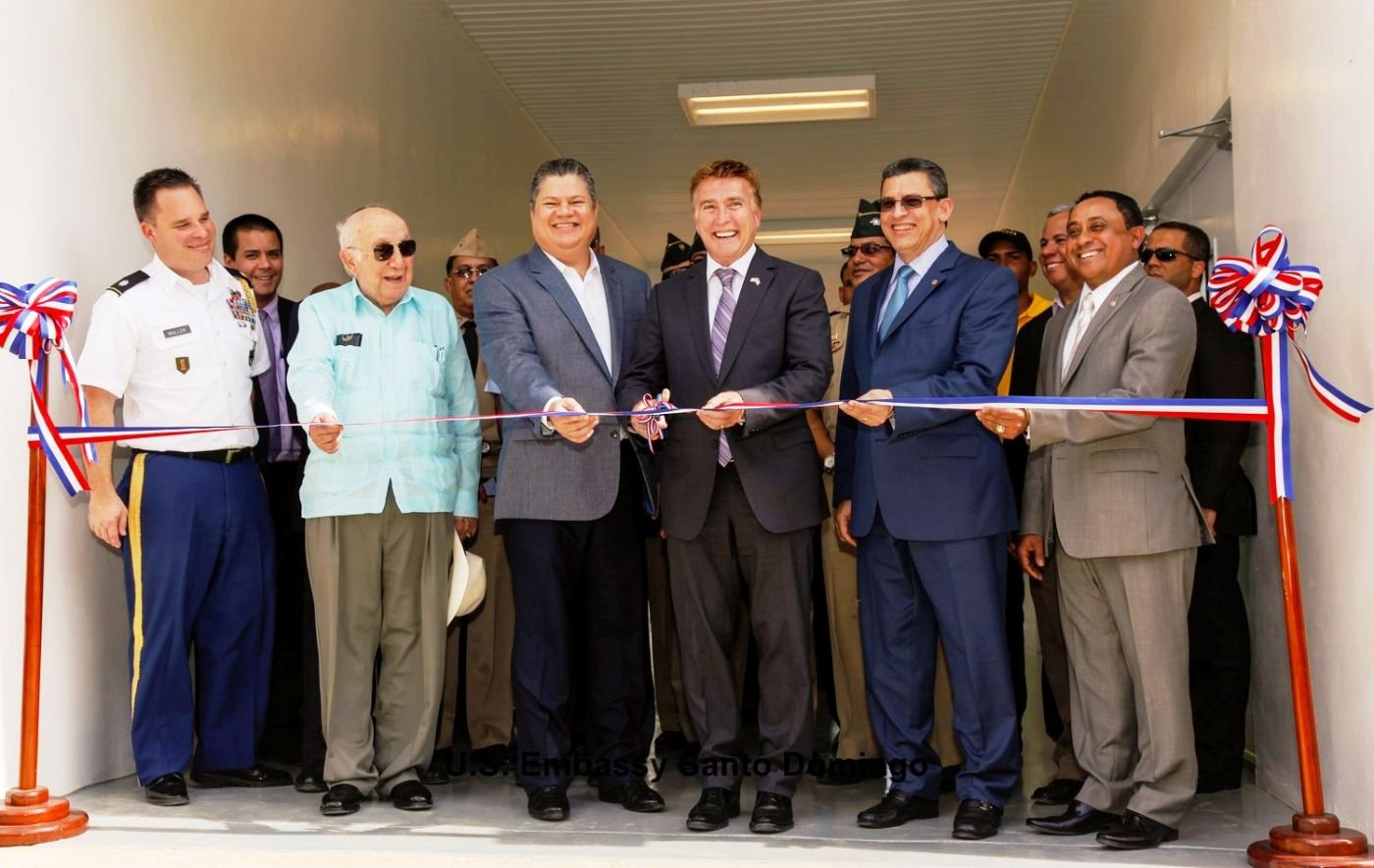 Dominican Republic opens new Regional Canine Training Center