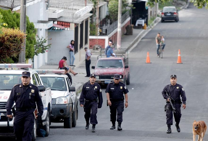 El Salvador launches 'Community Policing' program