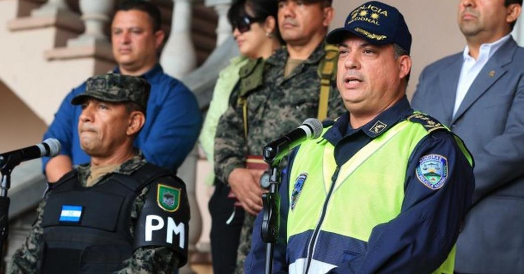 Elite Honduran security forces capture kidnappers and rescue their victims