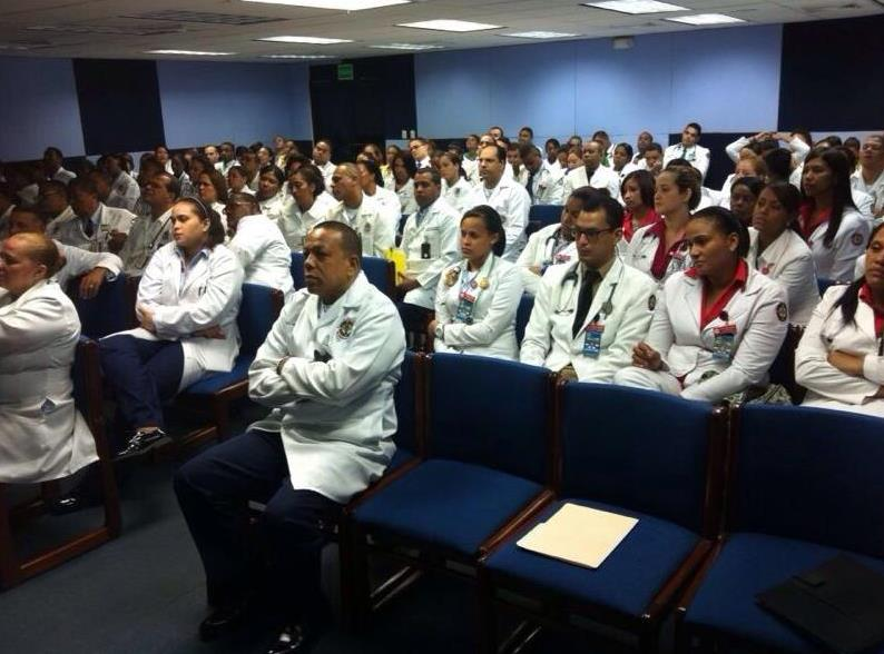Dominican Air Force Prepares to Protect the Civilian Population from Ebola