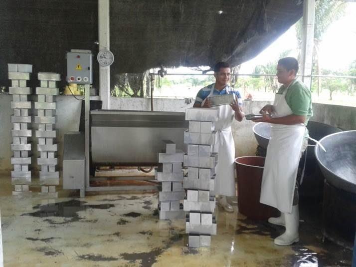 Panamá de Arauca:  an interagency consolidation project