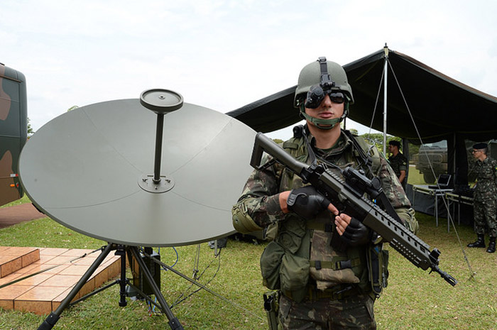 Sisfron Technology Helps the Brazilian Armed Forces Secure Border Regions