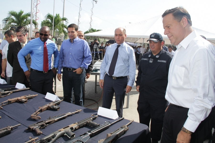 Panamá's Safe Neighborhoods program fights gangs with enforcement and rehabilitation