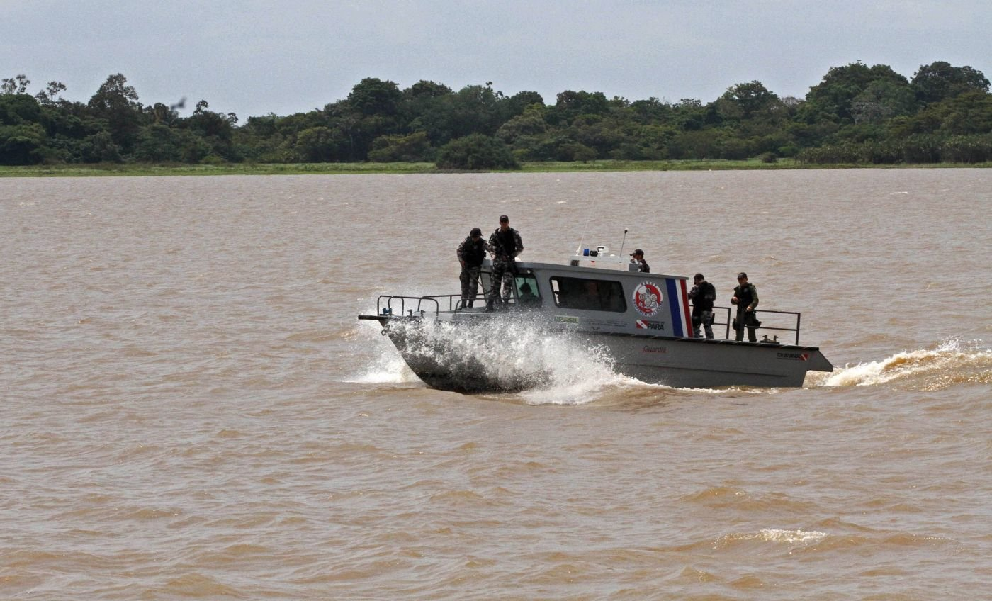 Operation Unlimited Security Improves Public Safety in Brazil's Eastern Amazon Region