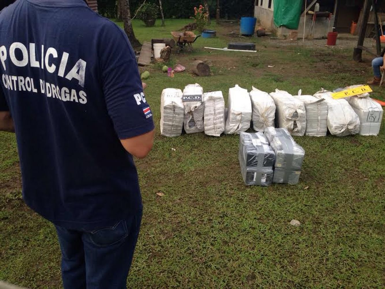 Costa Rica Seizes Large Volumes of Drugs and Illicit Cash