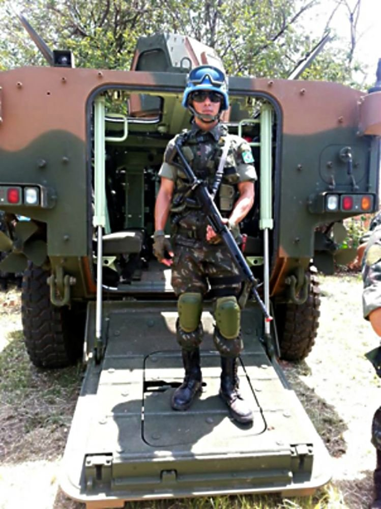 Brazilian Army Searches for Killers of Brave Young Corporal