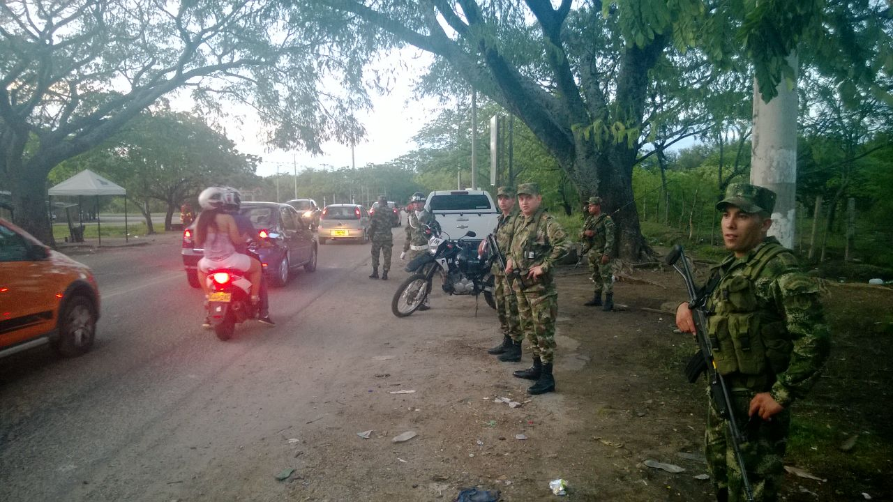 Colombian Army Improves Safety in Huila through Sword of Honor II