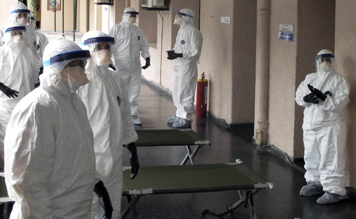 Uruguayan Military Deploys Protocols to Care for Troops Returning from Regions Stricken with Ebola