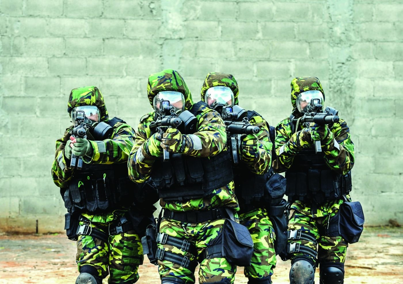 Brazil's Military Prepares to Fight Biological, Chemical, Nuclear Attacks during 2016 Rio Olympics