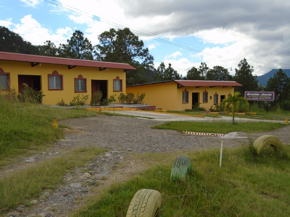 Properties Seized from Organized Crime Groups Benefit Hondurans