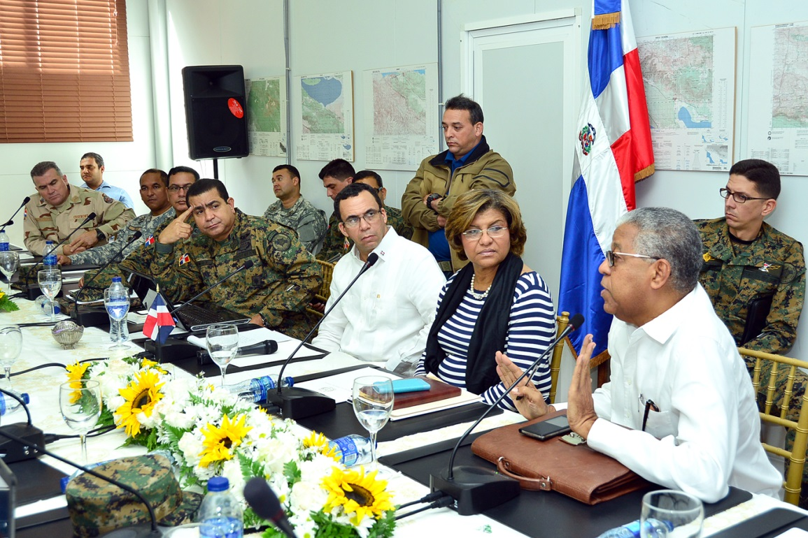 Dominican Armed Forces and Police Protect Consulates in Haiti