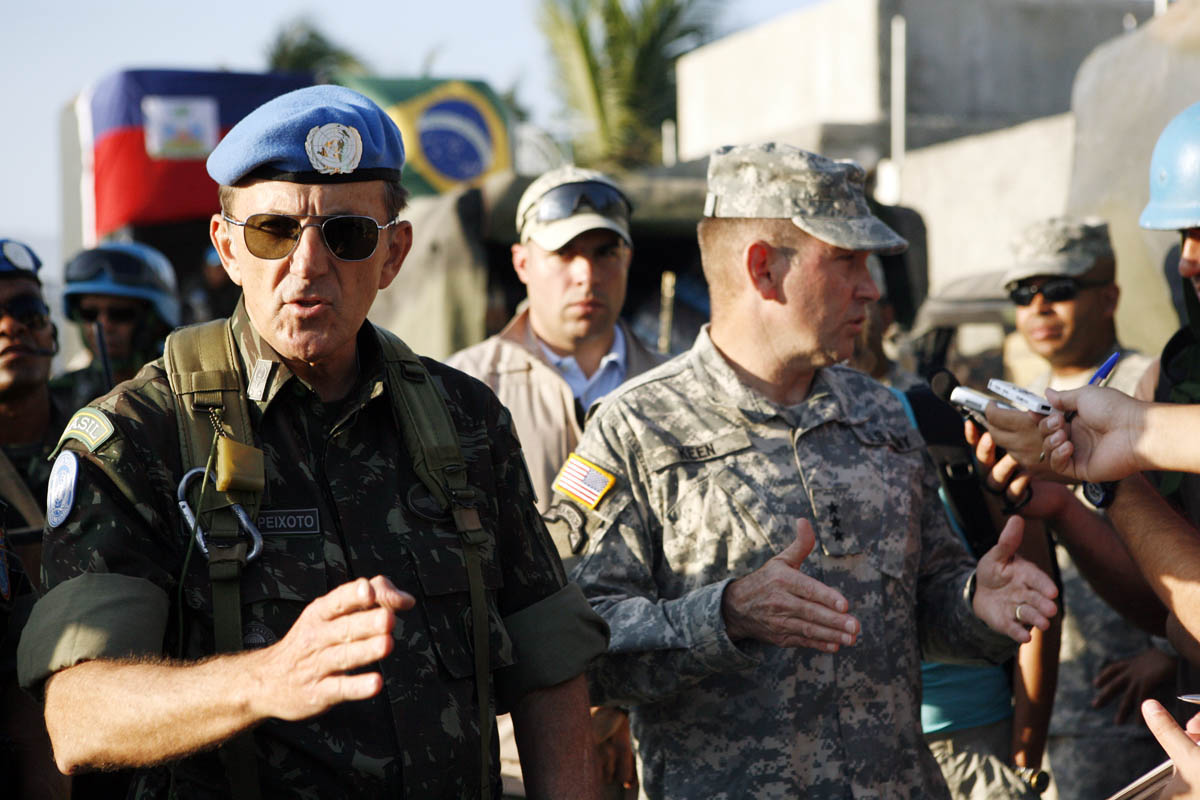 Cooperation Between SOUTHCOM and Partner Nations Spurred Response to Haiti Earthquake
