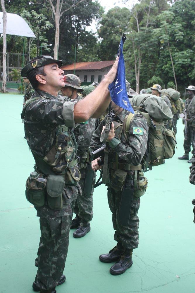 Brazilian Military Renowned for Jungle Warfare Training