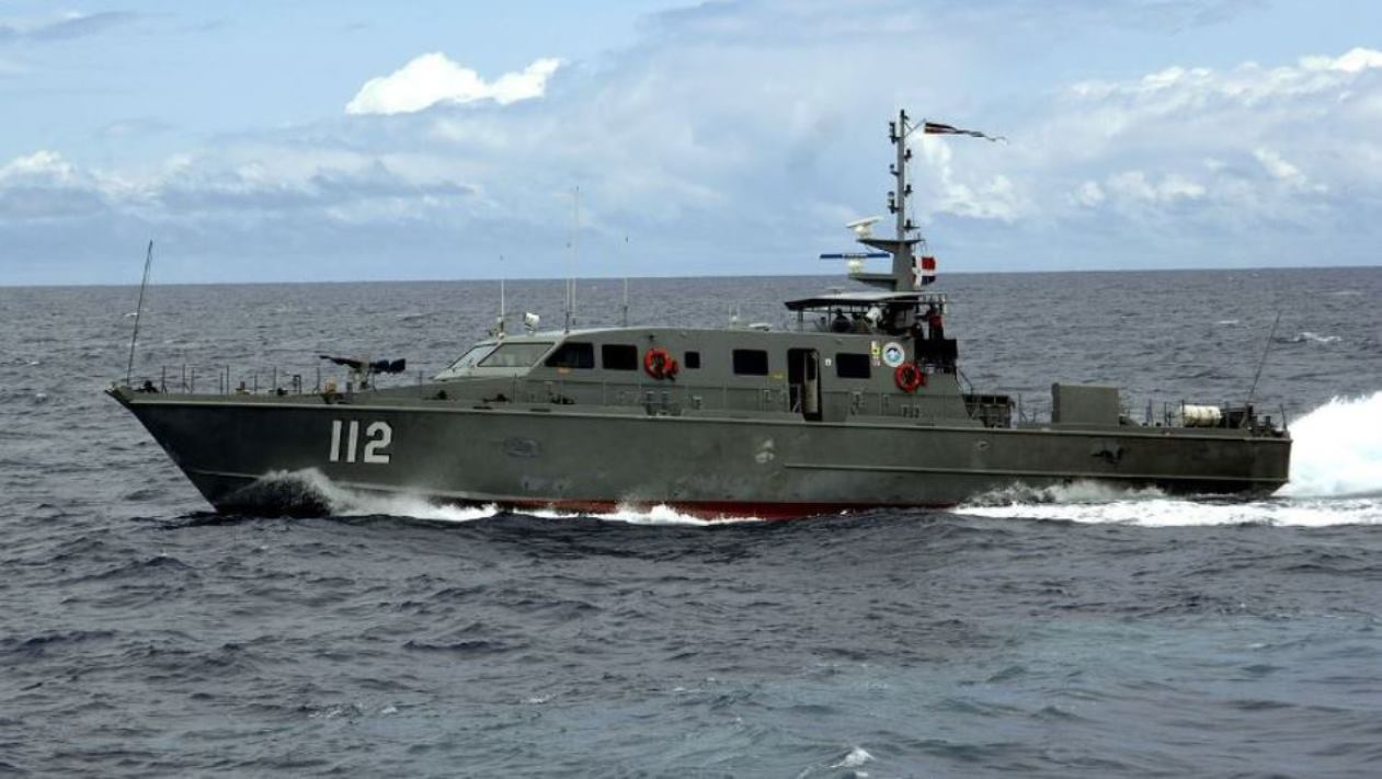 "Dominican Navy Protects Coasts with ""Amphibious Shield"""