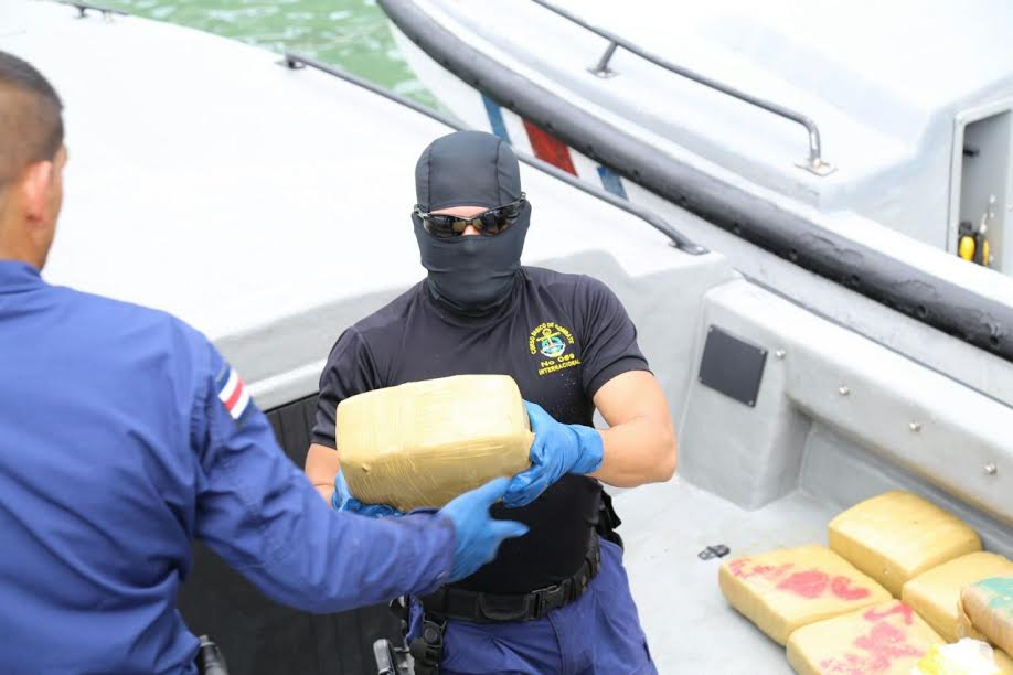 Costa Rica Cooperates with Colombia and the U.S. to Fight Narco-trafficking