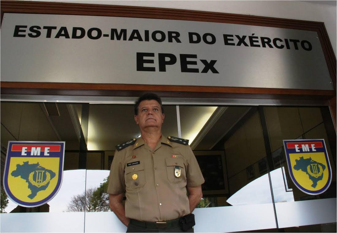 Brazilian Military in Defense of Borders and Cyberspace