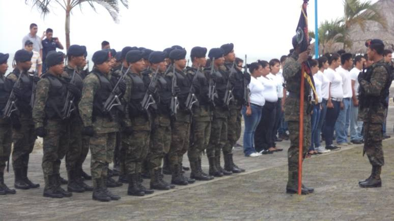 Guatemalan Army Welcomes Women to Military Reserves Training