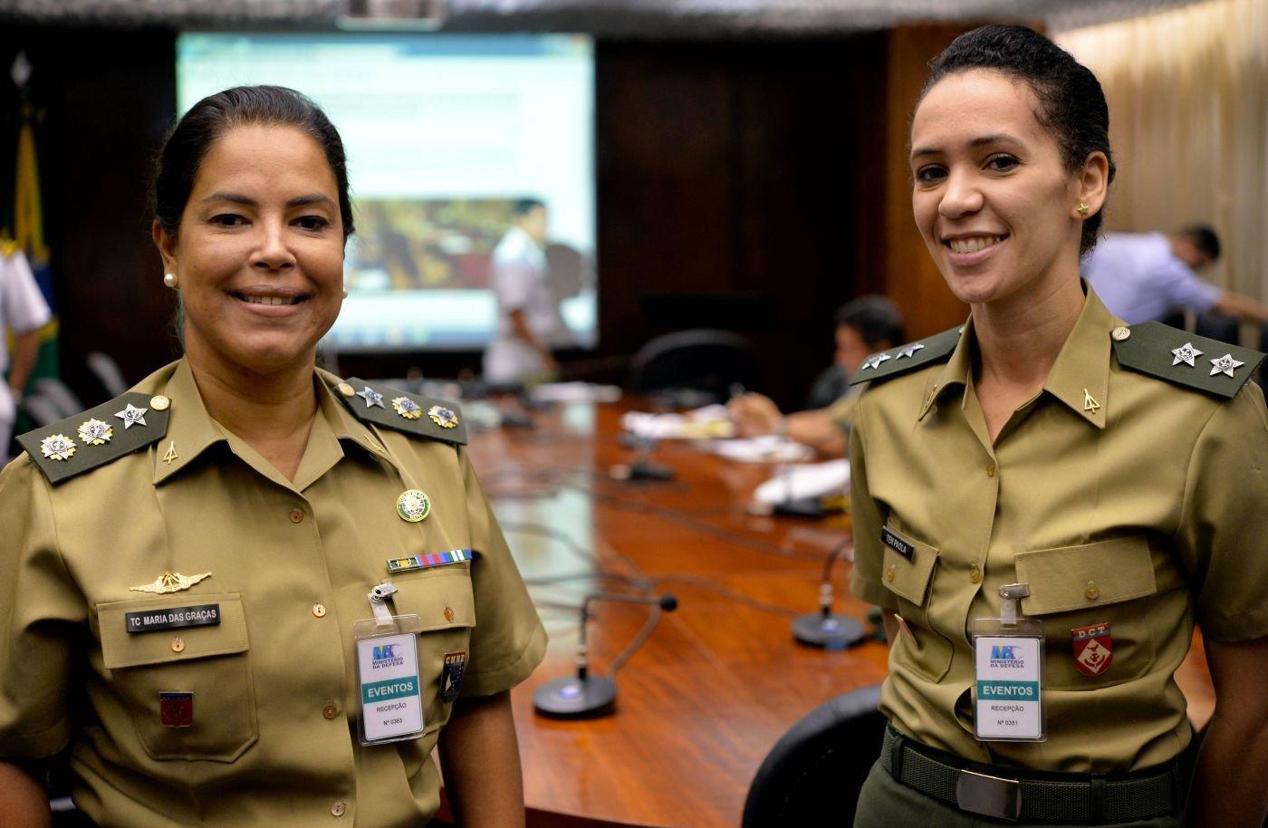 Ten Female Officers Among Brazil's New MINUSTAH Contingent