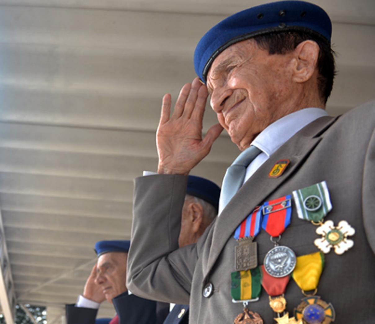 Brazil Celebrates 70th Anniversary of the Battle of Monte Castello
