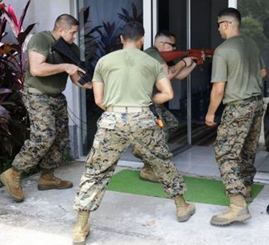 New Marine Task Force to Use New Platform in Central America