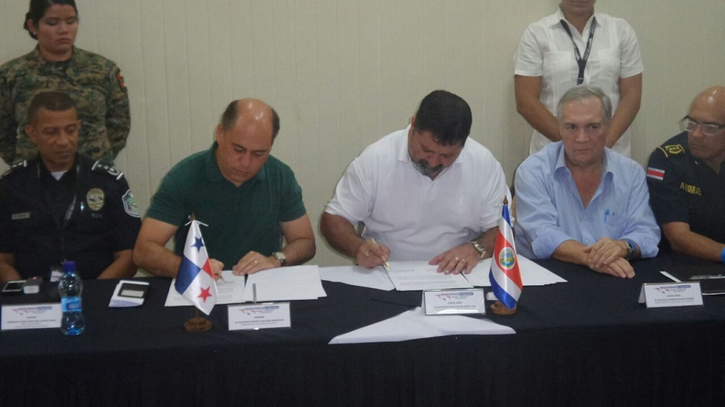 Costa Rica and Panama Cooperate to Fight Crime Along Shared Border